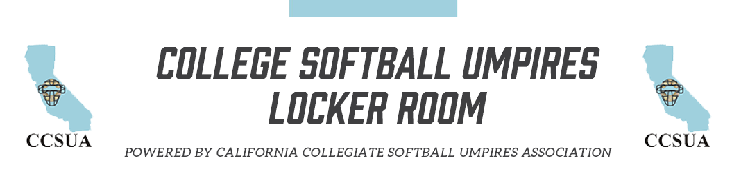 California Collegiate Softball Umpires Association
